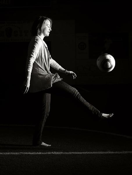 Katherine Skarbek ('08) - Photography by Travis Dove ('04)