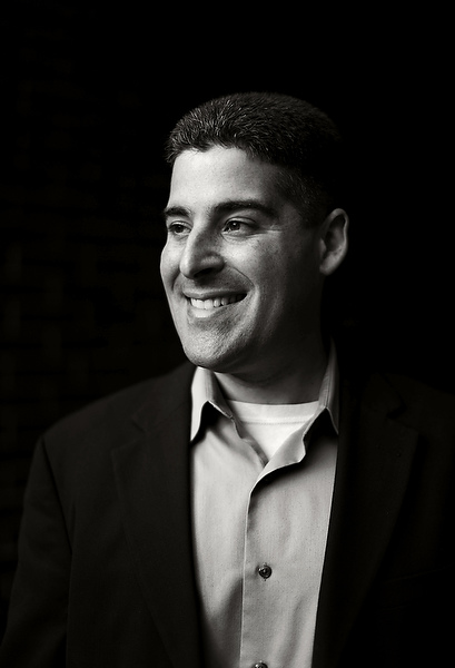 Dan McCabe (MBA '06) - Photography by Travis Dove ('04)