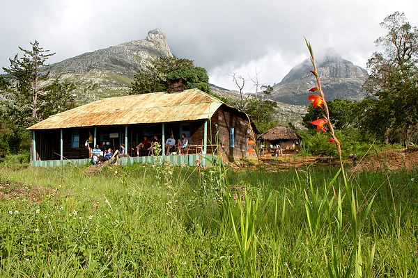 Hikers Cabin on Mulanje