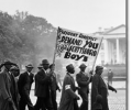 A march on Washington in May 1933.