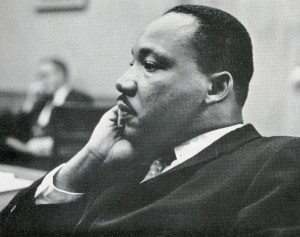 """Mel Williams still remembers Martin Luther King Jr.'s words at Wake Forest: """"The church … has been a taillight rather than a headlight in the area of race relations."""""""