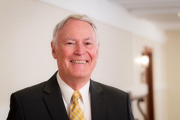 James T. Williams Jr. ('62, JD '66)