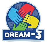 "The name for Dream on 3  comes from a sports team huddling up and yelling ""Dream!"" on 3."