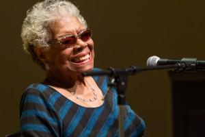 Reynolds Professor of American Studies Maya Angelou died on May 28, 2014.