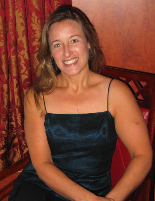 Paula Sukenik, who died in 2008 of leukemia.