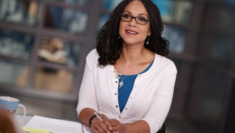 Photo of Melissa Harris-Perry ('94) by Charles Ommanney for MSNBC