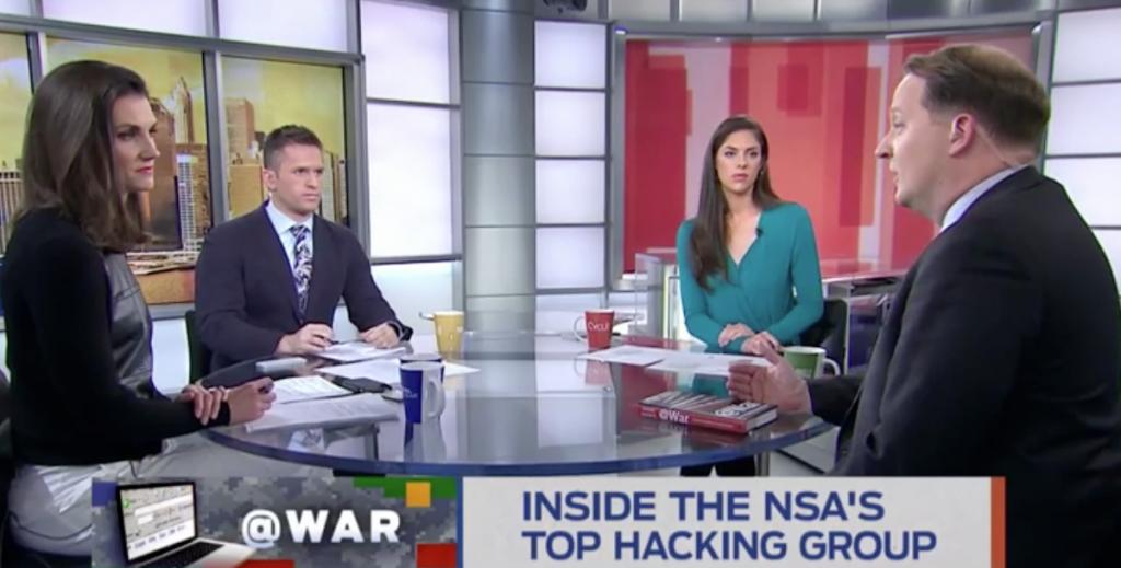 Watch Shane Harris on MSNBC