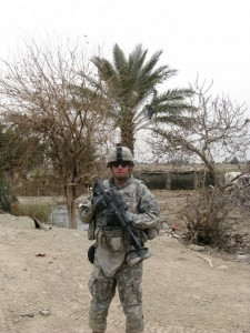 Witmer, who served in Iraq, attended WFU on an ROTC scholarship.