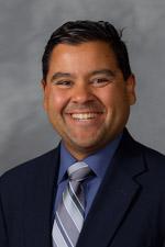 Wake Forest counseling professor Jose Villalba, Thursday, August 11, 2011.