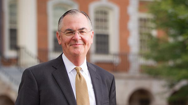 Nathan O. Hatch, President of Wake Forest