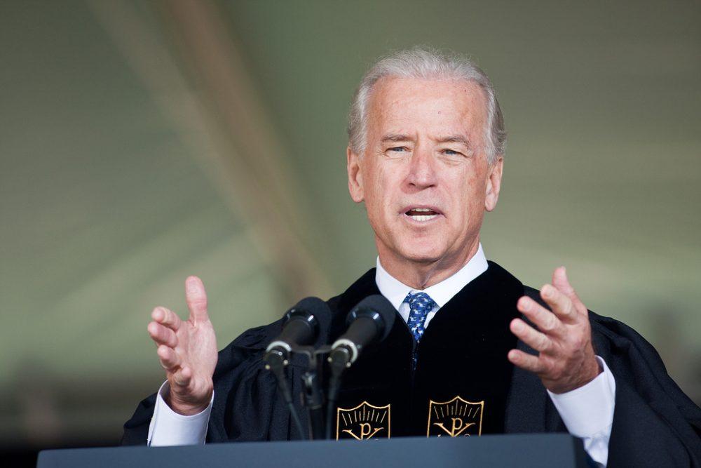 Vice President of the United States Joe Biden