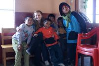 Sarah Wheeler traveled to Peru to explore her interest in using theatre as a way to improve educational experiences.