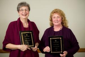 Linda Early and Bernice Cook