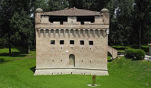 The Rocca Possente di Stellata