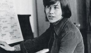Annette LeSiege in 1977