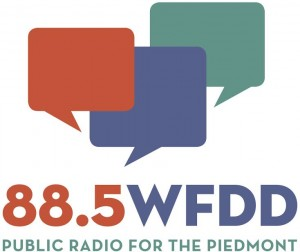 correct WFDD logo