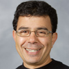 Wake Forest chemistry professor Abdou Lachgar.