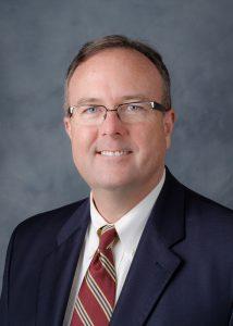 Brandon Gilliland, Vice President for Finance, Wake Forest University, Wednesday, November 9, 2016.