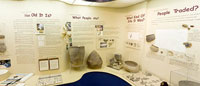 Yadkin Valley Rocks Exhibit