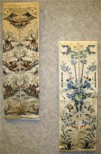 silk sleeve borders-china