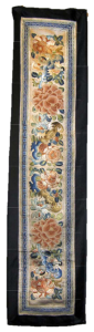 china embroidered panel