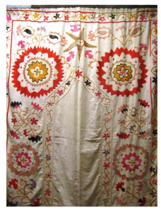 white-and-floral-prayer-cloth