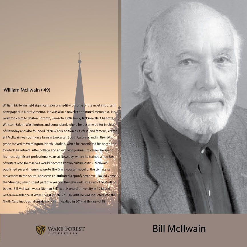 Bill McIlwain