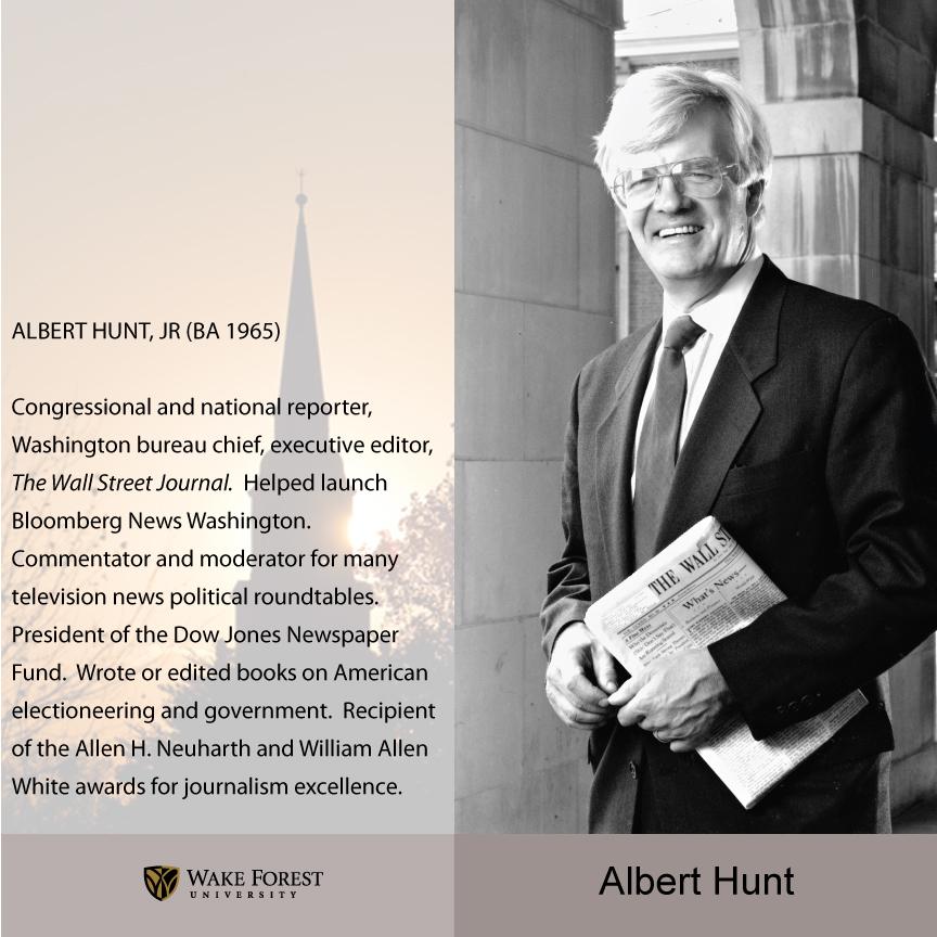 Albert Hunt