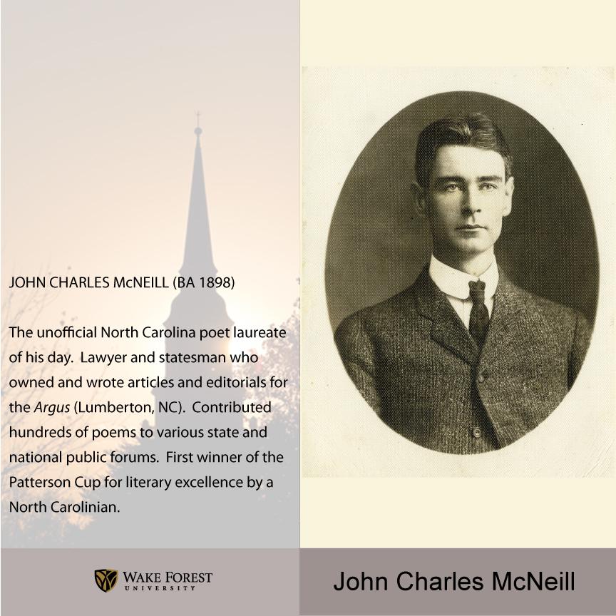 John Charles McNeill